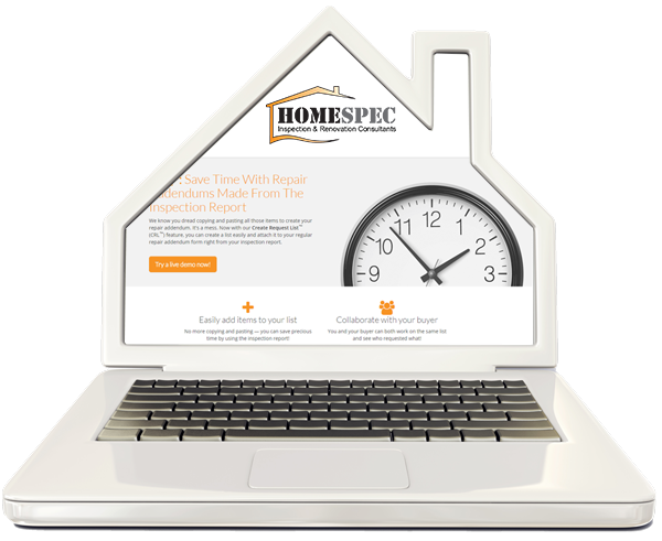 HomeSpec Home Inspection Report