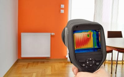 The Benefits of Thermal Imaging in a Home Inspection
