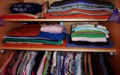 8 Helpful Tips to Organize Your Closets